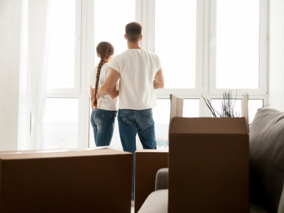 Con la tasación de la vivienda se establece la cantidad a solicitar en el préstamo.