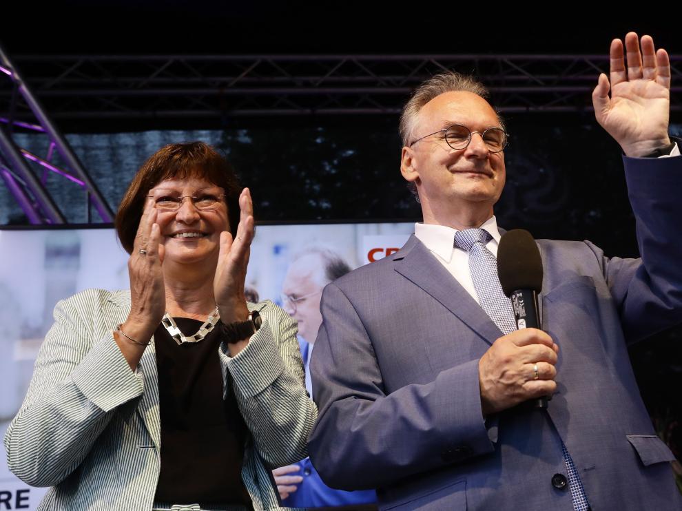 Regional elections in Saxony-Anhalt