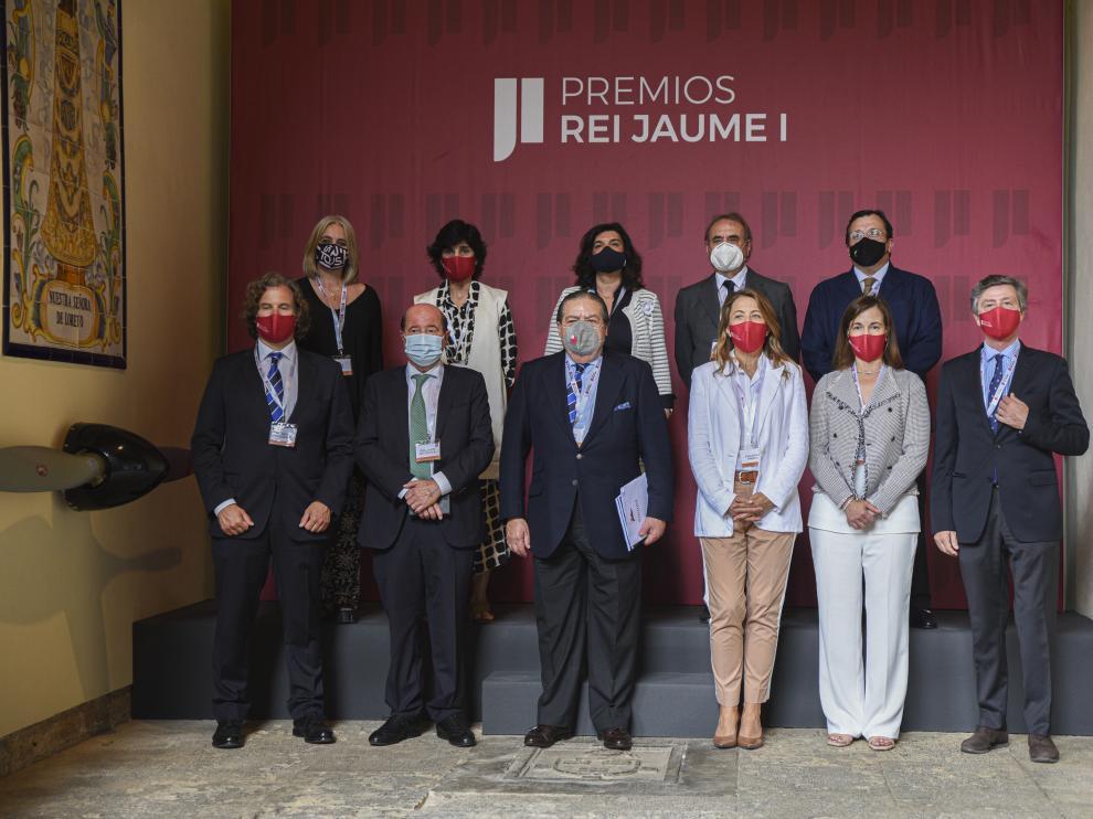 Jurado de los Premios Jaime I