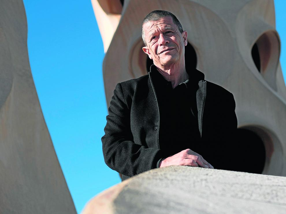 Emmanuel Carrère gana el premio Princesa de Asturias de las Letras.