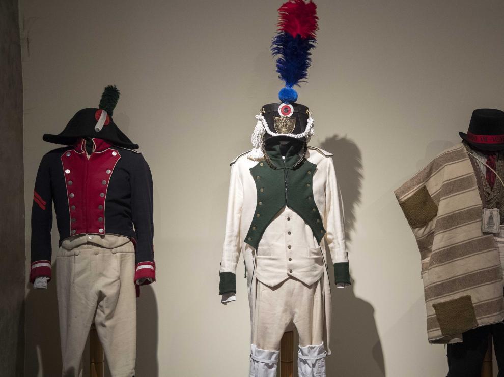 Exposición Goya en los Antiguos Depósitos del Pignatelli
