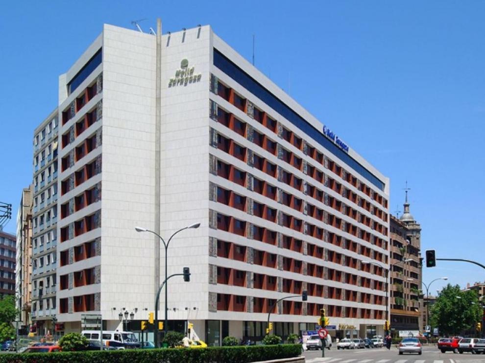 Hotel Meliá Innside de Zaragoza.