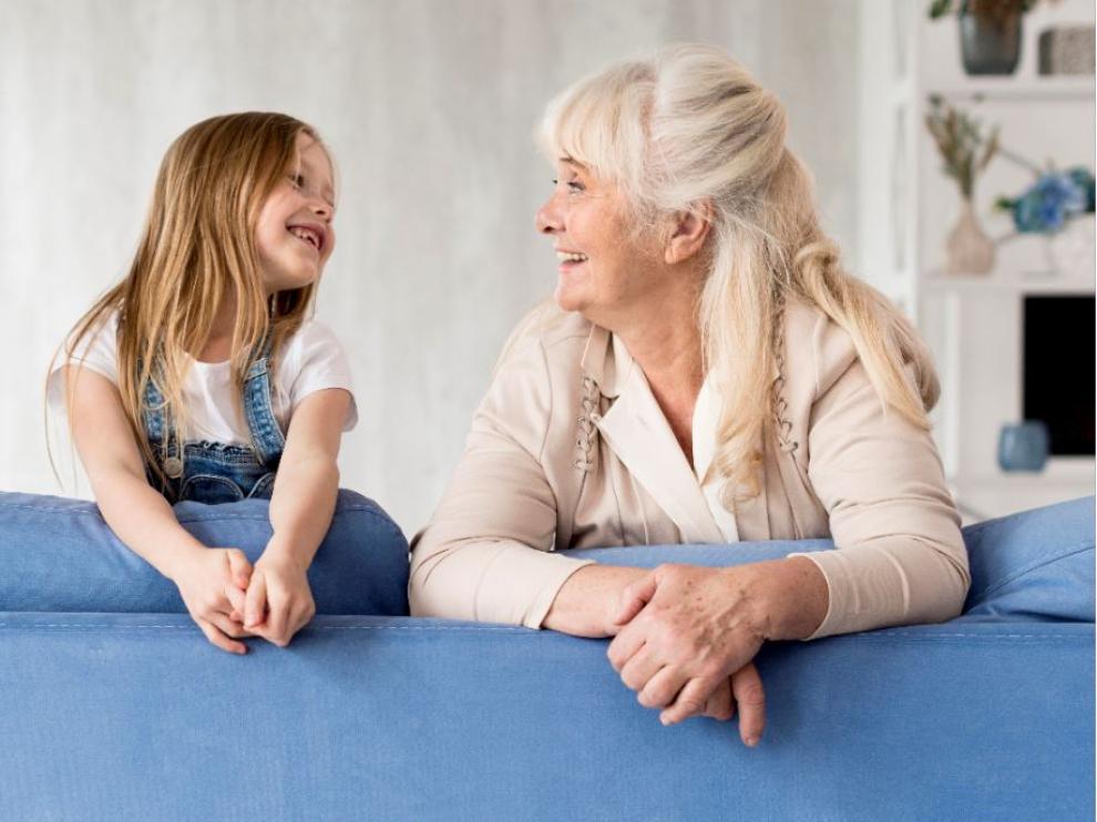 A los abuelos no se les escapa ninguna de nuestras emociones