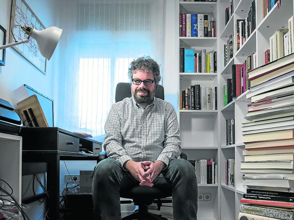 Sergio del Molino presentó 'Contra la España vacía'.