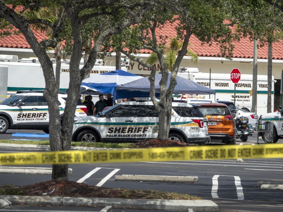 Shooting in Royal Palm Beach, Florida