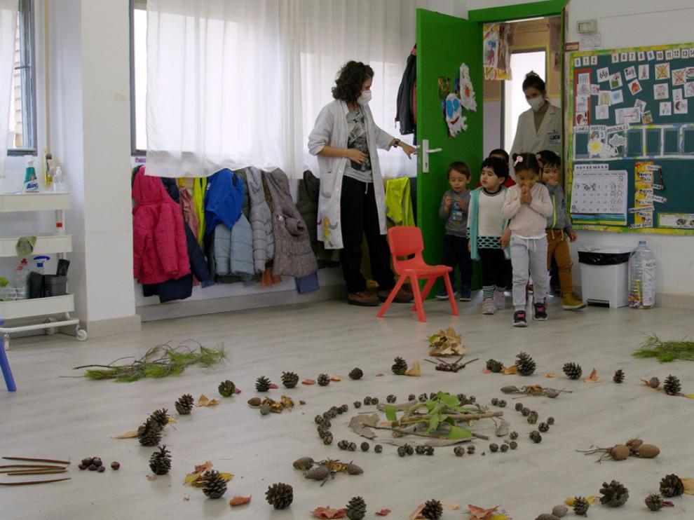 Un fotograma de la película documental 'Las clases'.