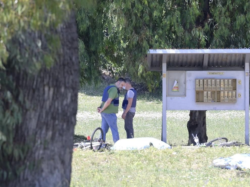 Shooting at a street in Ardea, near Rome: two children and elderly man killed