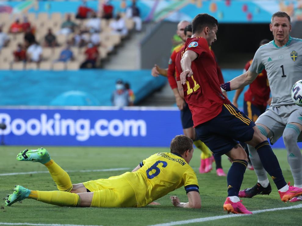 España - Suecia