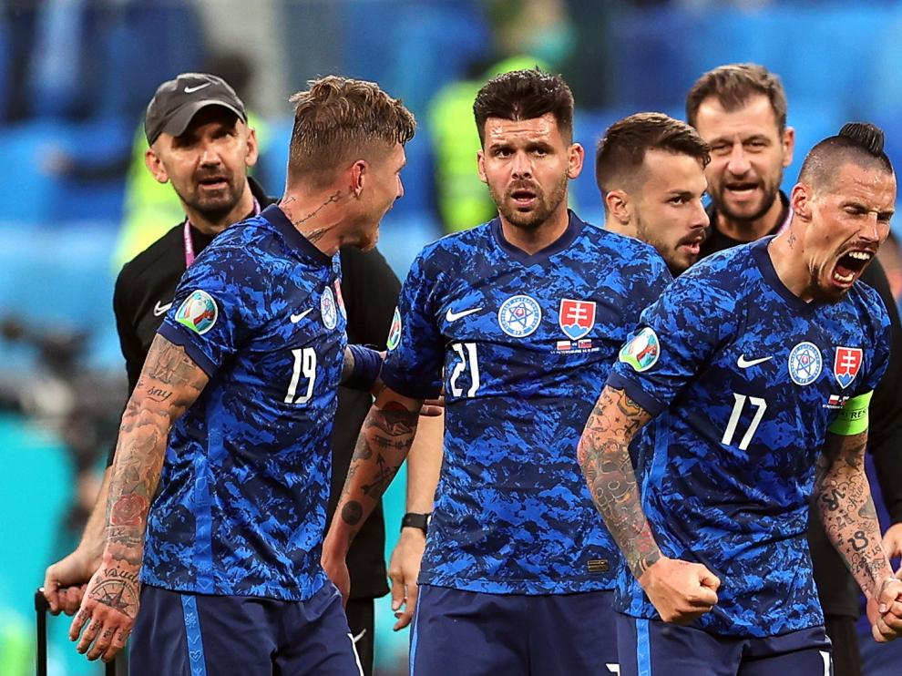 Group E Poland vs Slovakia
