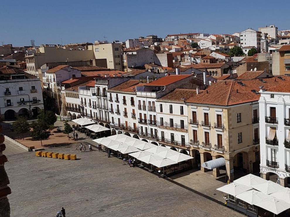 Se saltó el confinamiento en Cáceres en la primera ola