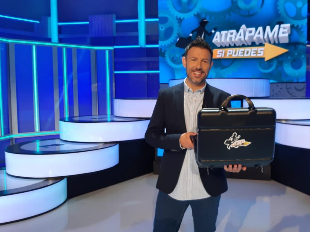 Iñaki Urrutia, presentador de 'Atrápame si puedes', 'Últimos Fichajes', 'Zapeando', monologuista...