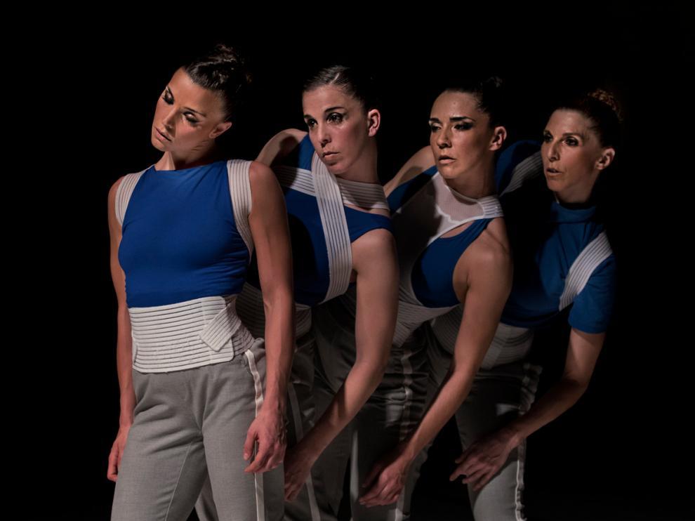 'Pélvico', espectáculo de danza contemporánea