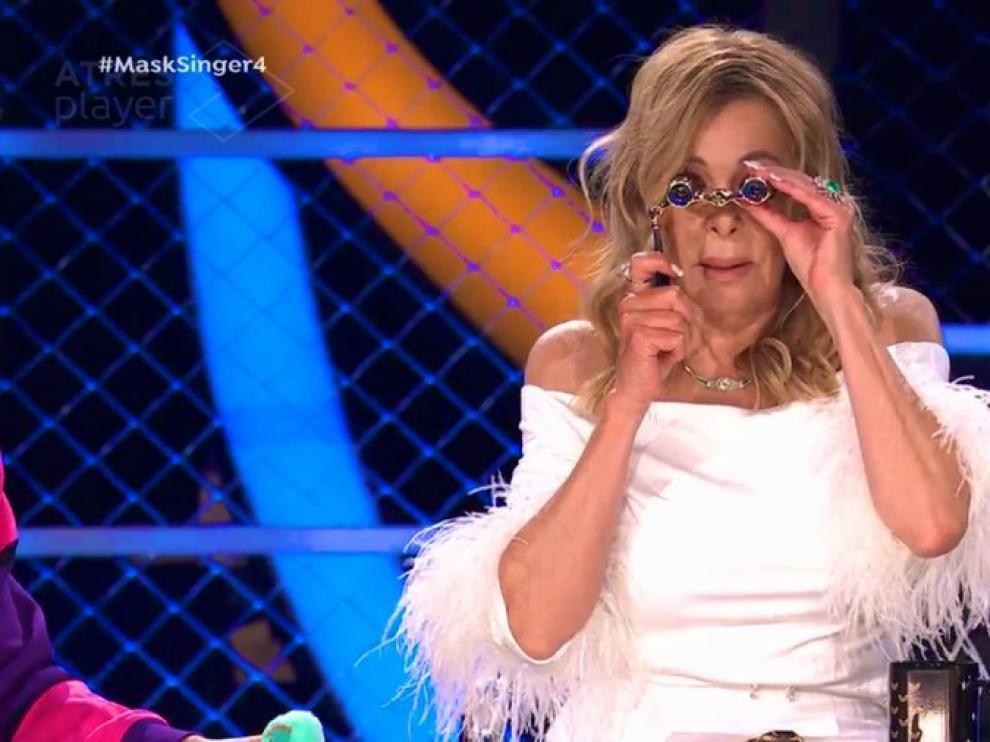 Ana Obregón en 'Mask Singer'
