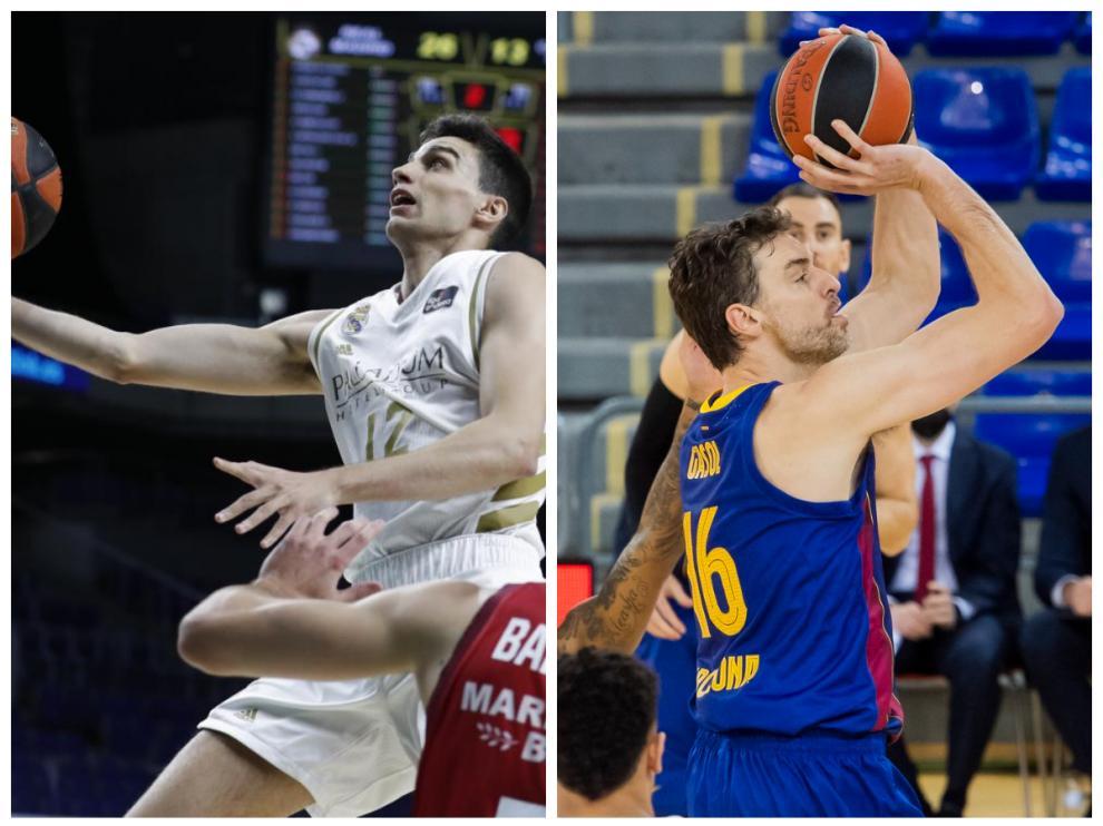 Alocén y Gasol, en la lista de España para la preparación de los Juegos Olímpicos.