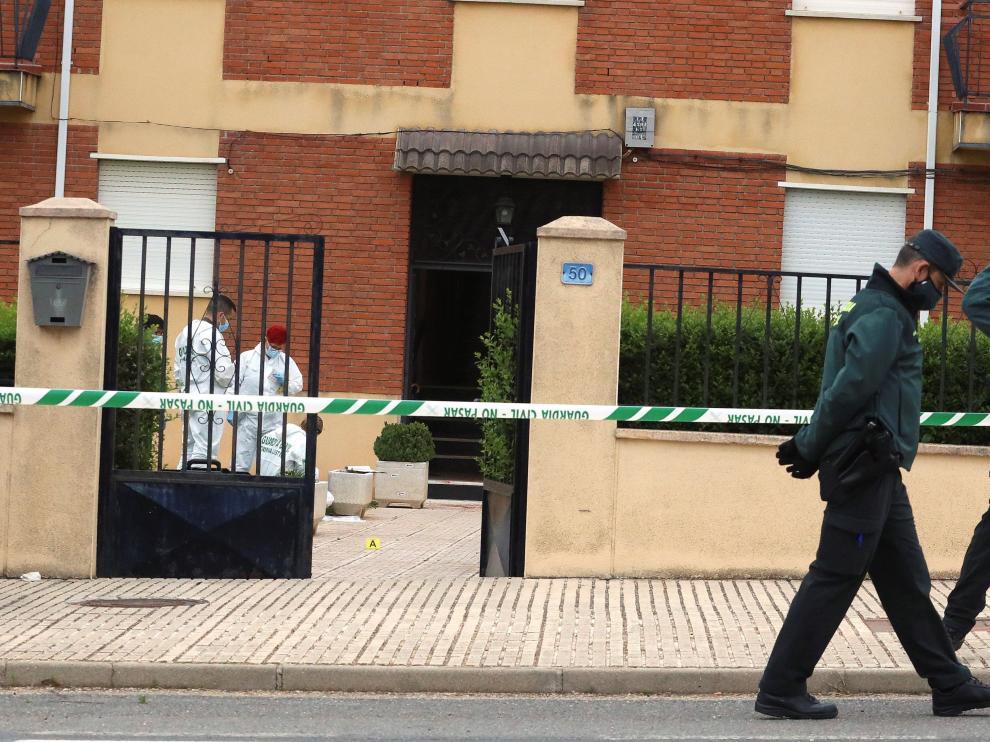 El suceso ocurrió en el domicilio de la pareja en el municipio de Doñinos