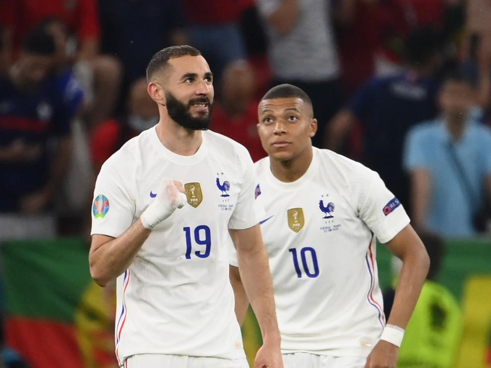 Euro 2020 - Group F - Portugal v France