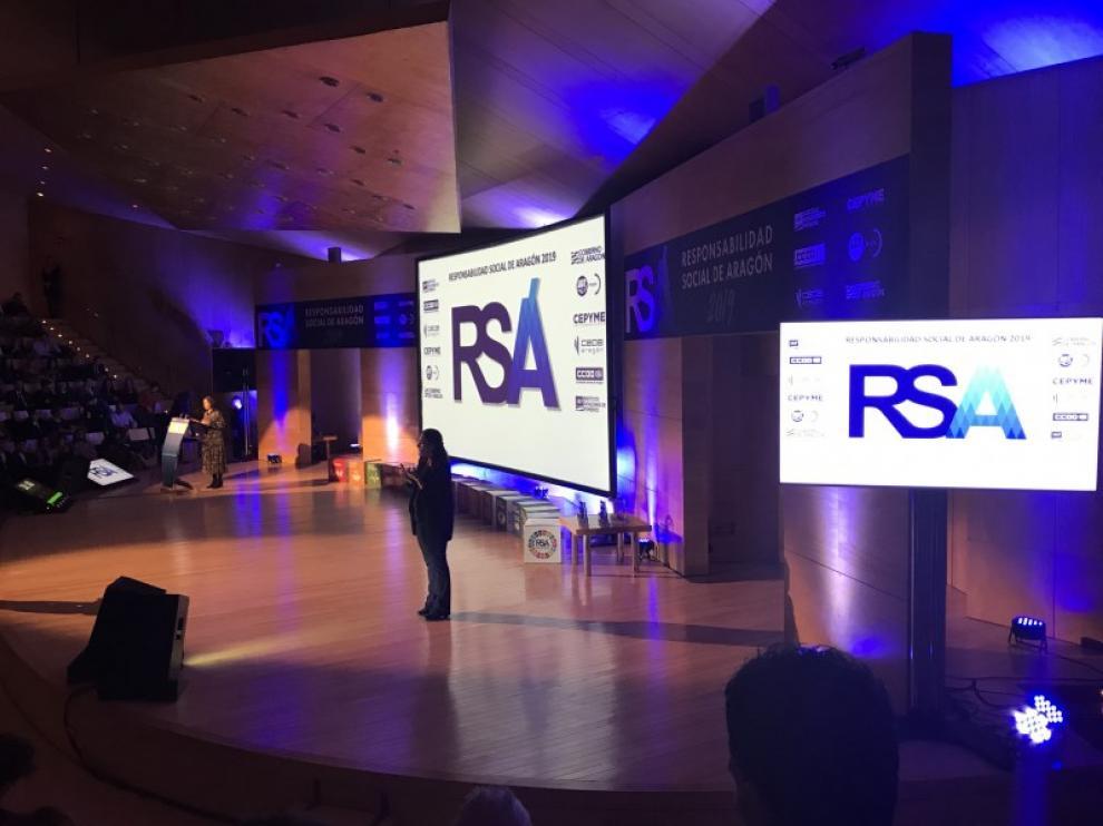 Casalé cuenta con el sello RSA (Responsabilidad Social de Aragón), que la reconoce como empresa socialmente responsable.
