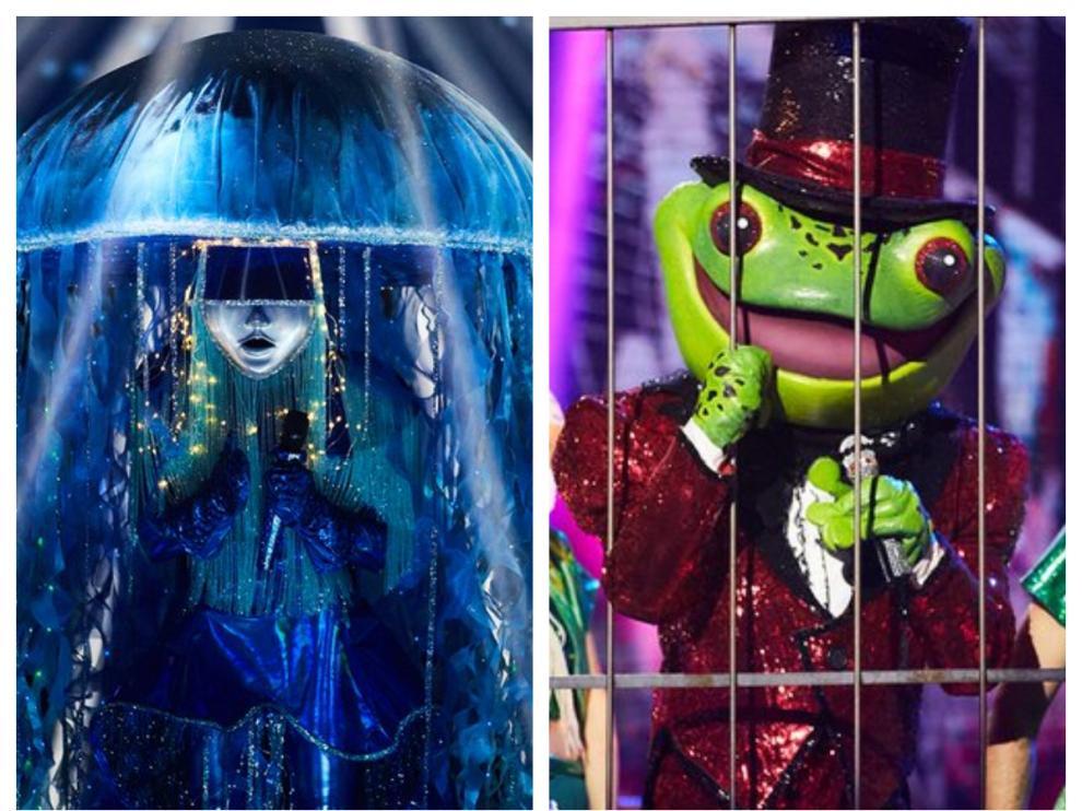 La medusa y la rana fueron desenmascaradas
