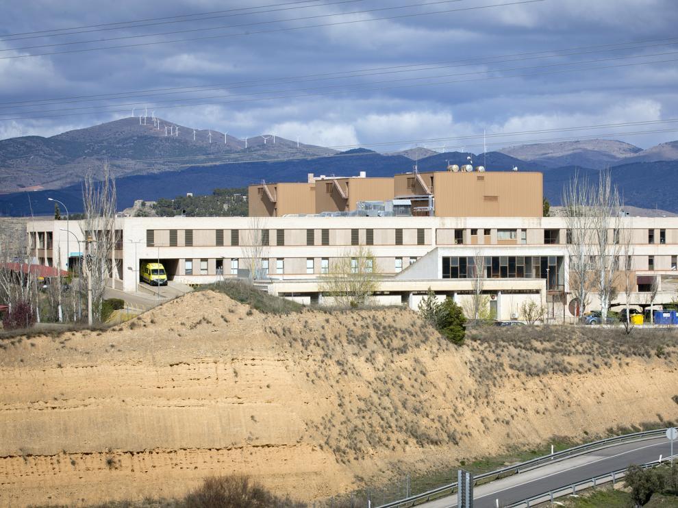 Hospital Ernest Lluch de Calatayud