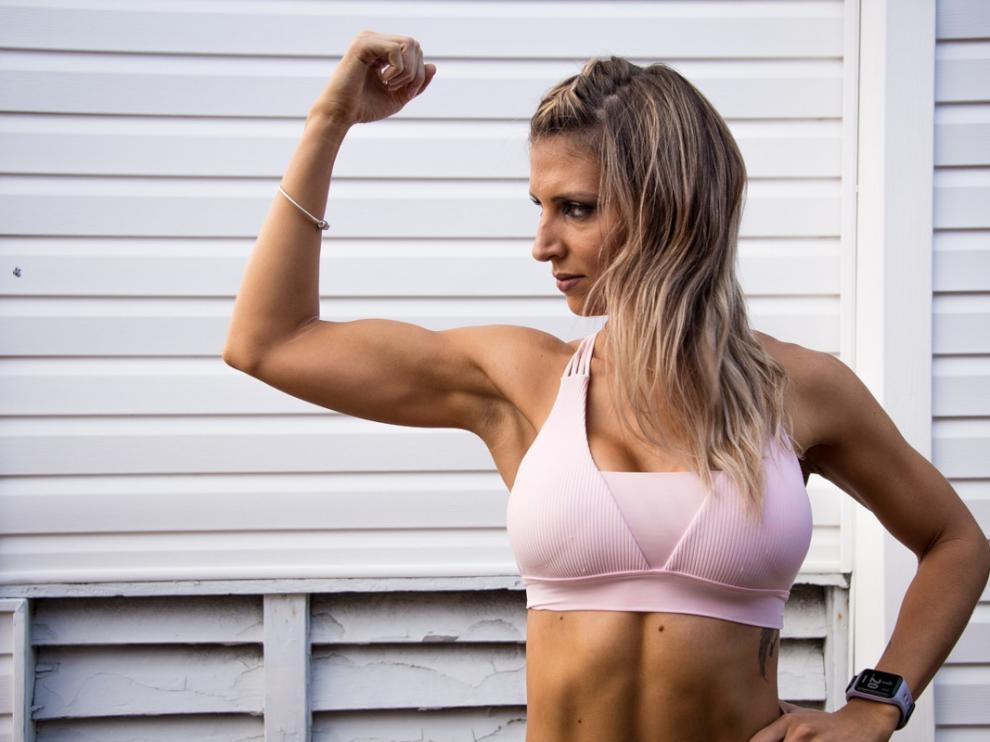 Ejercicios fáciles para lucir unos brazos perfectos.