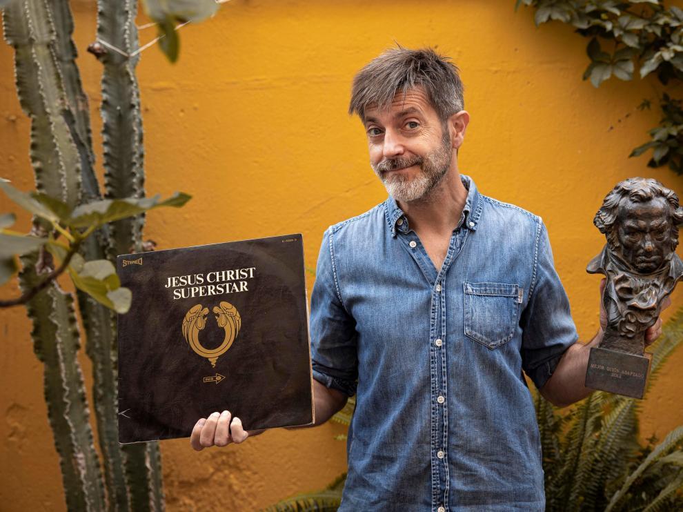 Paco Roca:En mi lista iba antes cantar Jesucristo Superstar que ganar el Goya