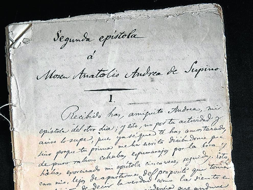 El escrito a la venta en el Desván de Inti