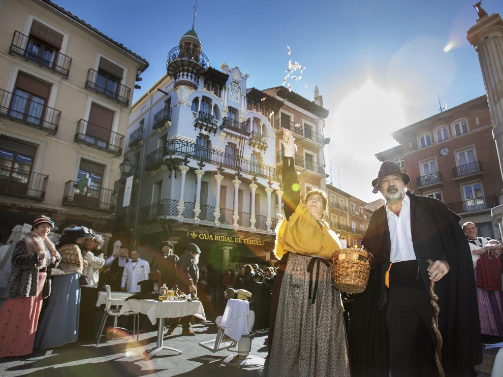 Teruel es una ciudad que encierra, entre otros muchos tesoros, numerosas joyas modernistas.