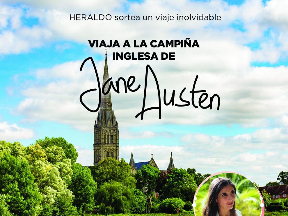 HERALDO sortea un viaje inolvidable por la tierra que vio crecer a Jane Austen.