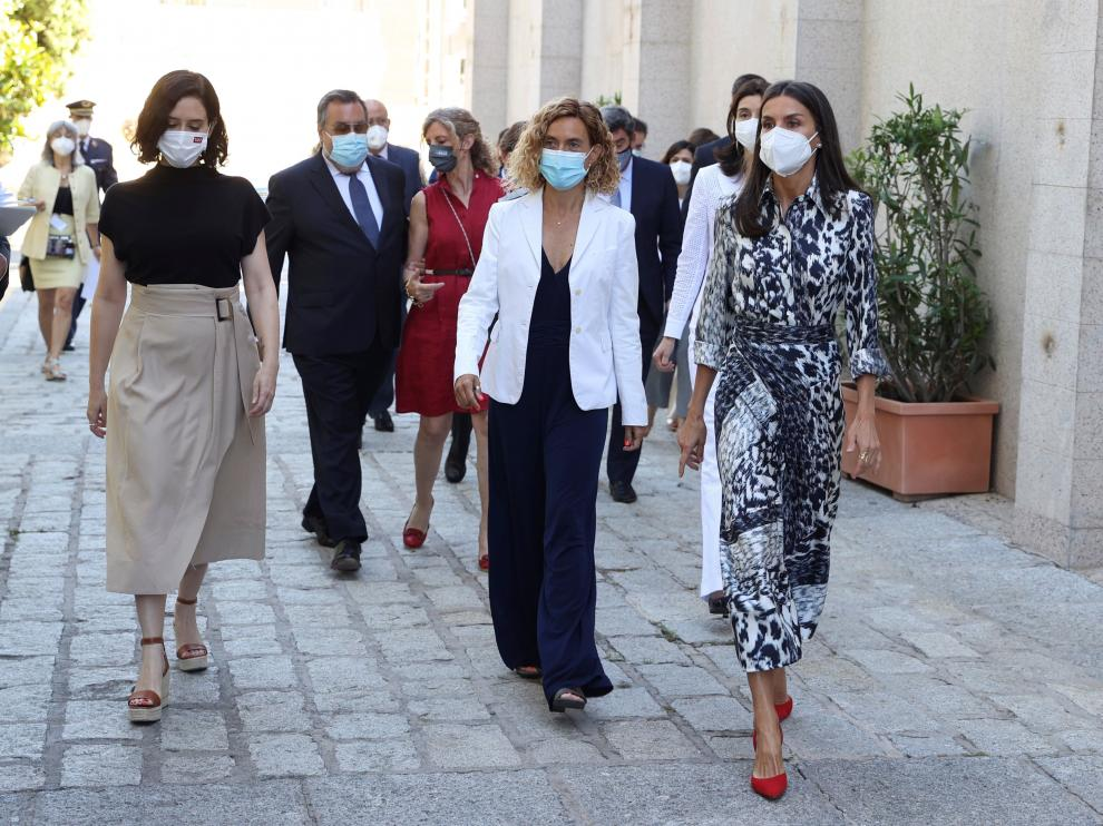 La reina Letizia preside inauguración del World Blindness Summit