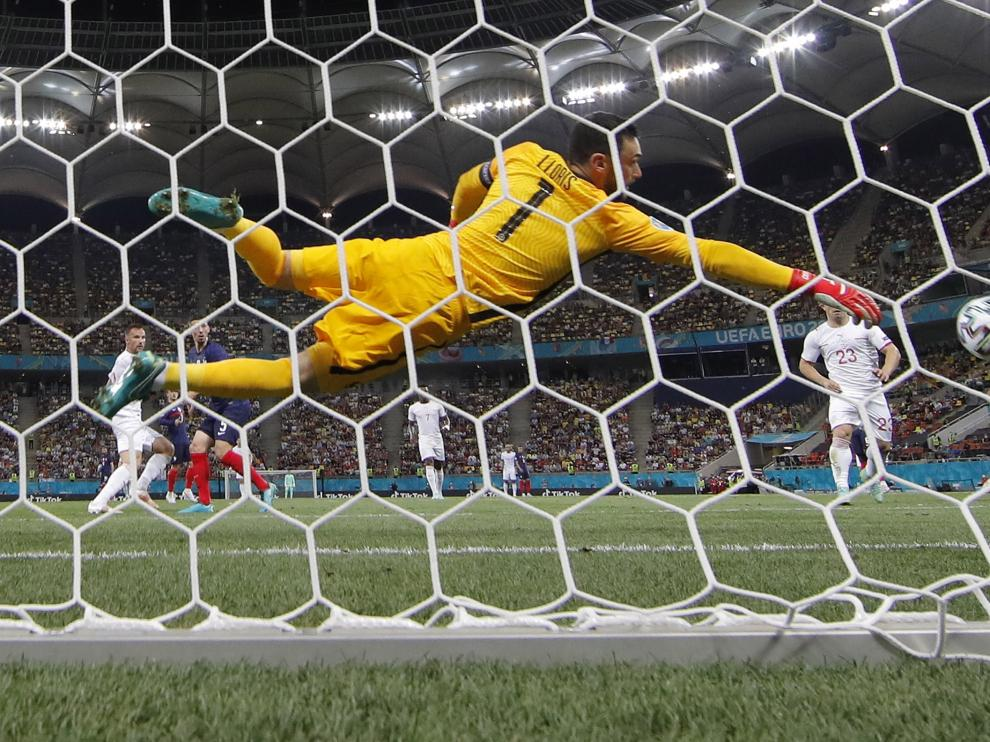 Round of 16 France vs Switzerland