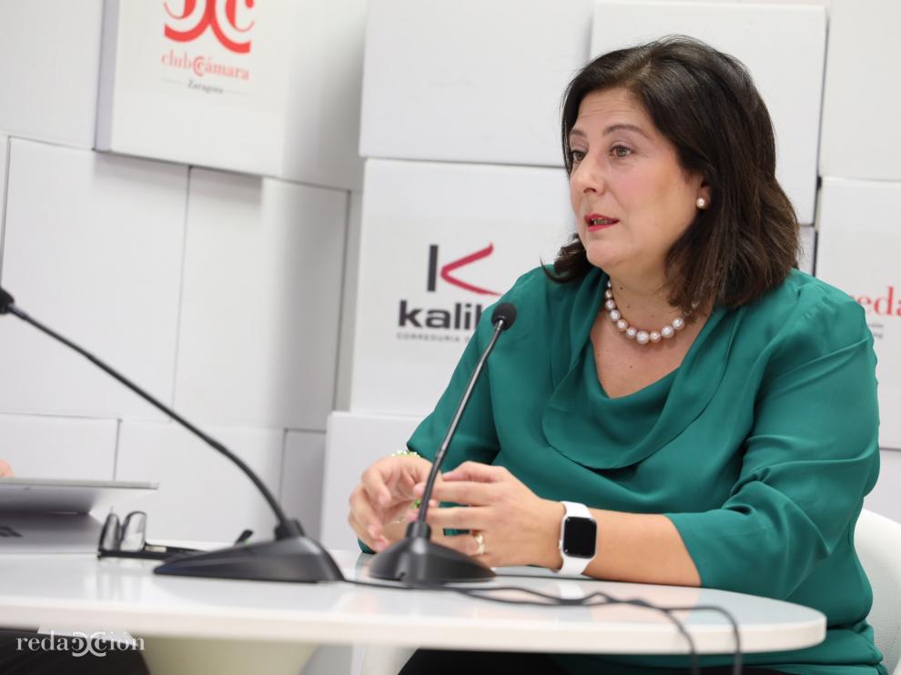 María López, gerente del grupo López Soriano.