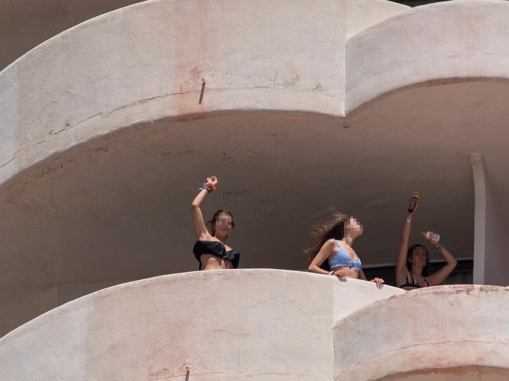 Jóvenes aislados en Hotel de Palma por brote de coronavirus