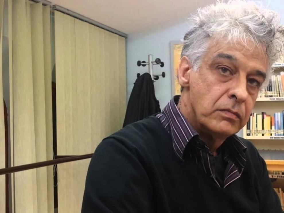 Retrato de Carlos Castán.