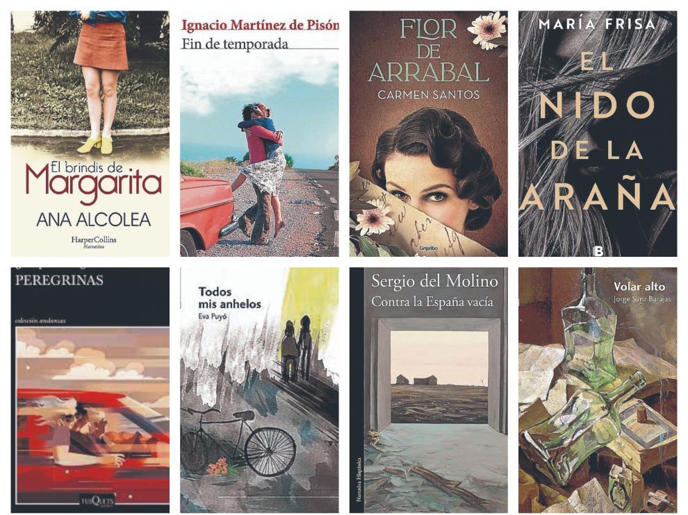 Algunas de las recomendaciones literarias