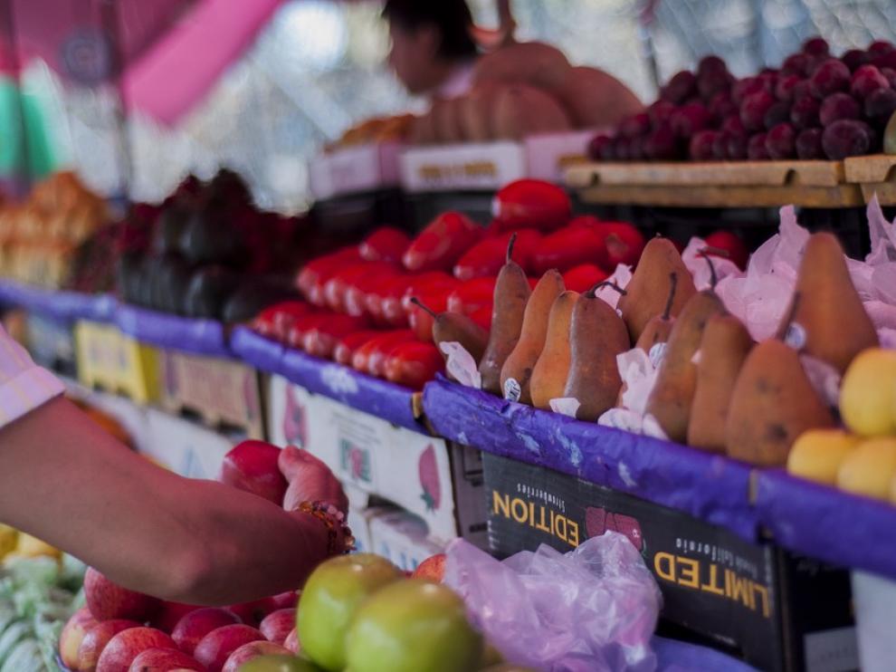 Verduras y frutas fueron las producciones que marcaron los mayores diferenciales en junio.