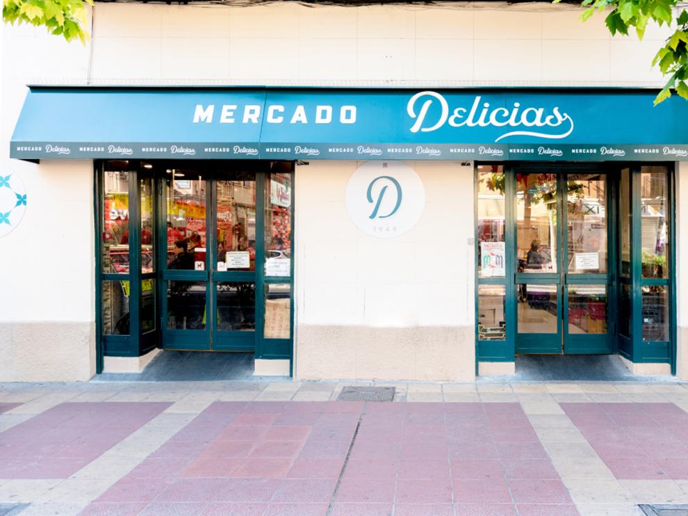 Las instalaciones se han convertido en todo un revulsivo del comercio de la zona de Delicias.