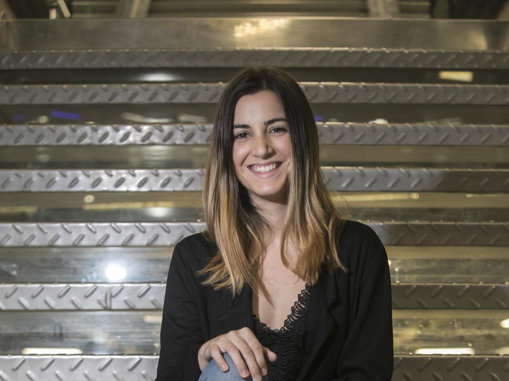 Retrato de la compositora y cantante Elem, que publica 'Si tú supieras'.