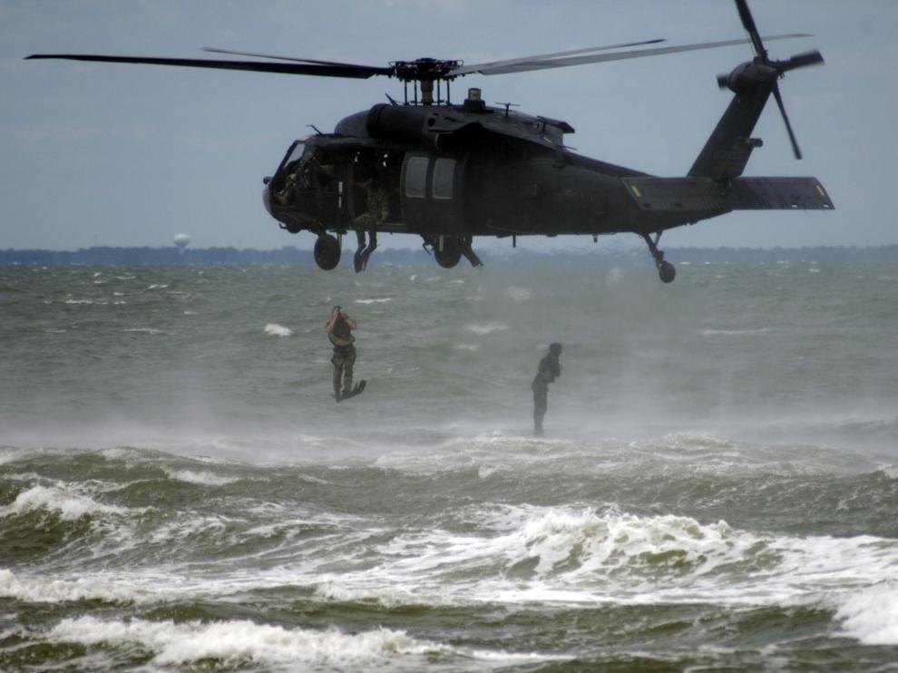 Entrenamiento de los 'Navy Seals'