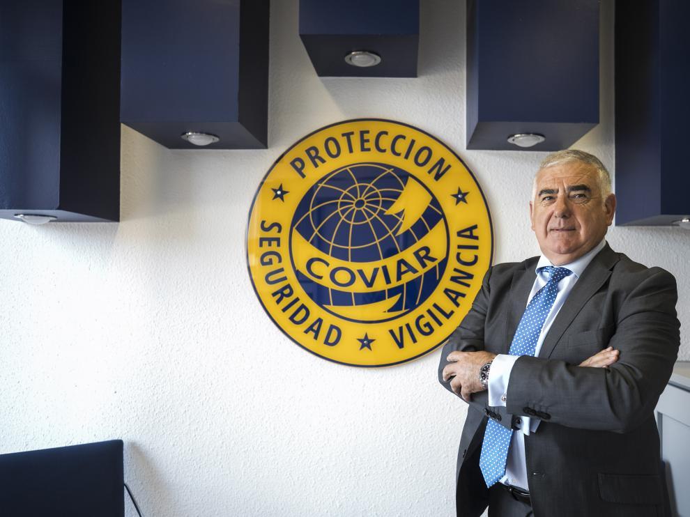Javier Grasa, director general de Coviar.