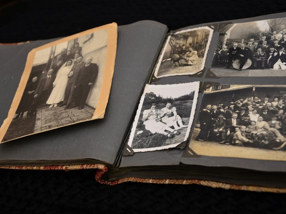 'Álbum de fotos'
