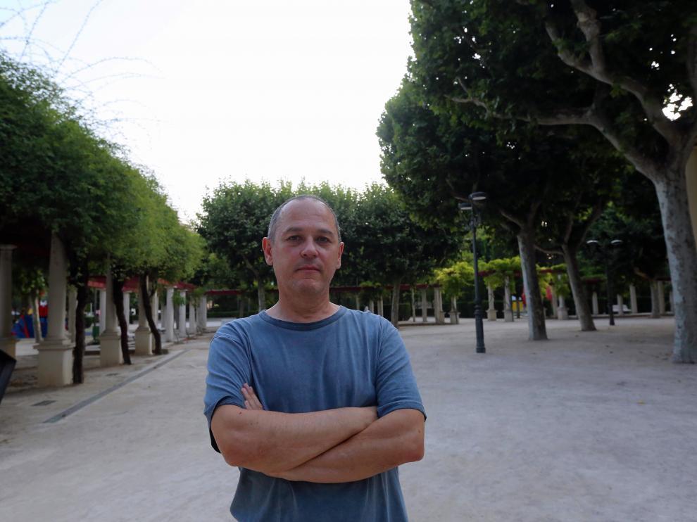 Javier Escribano imparte el taller 'Astrofotografía en Monegros'