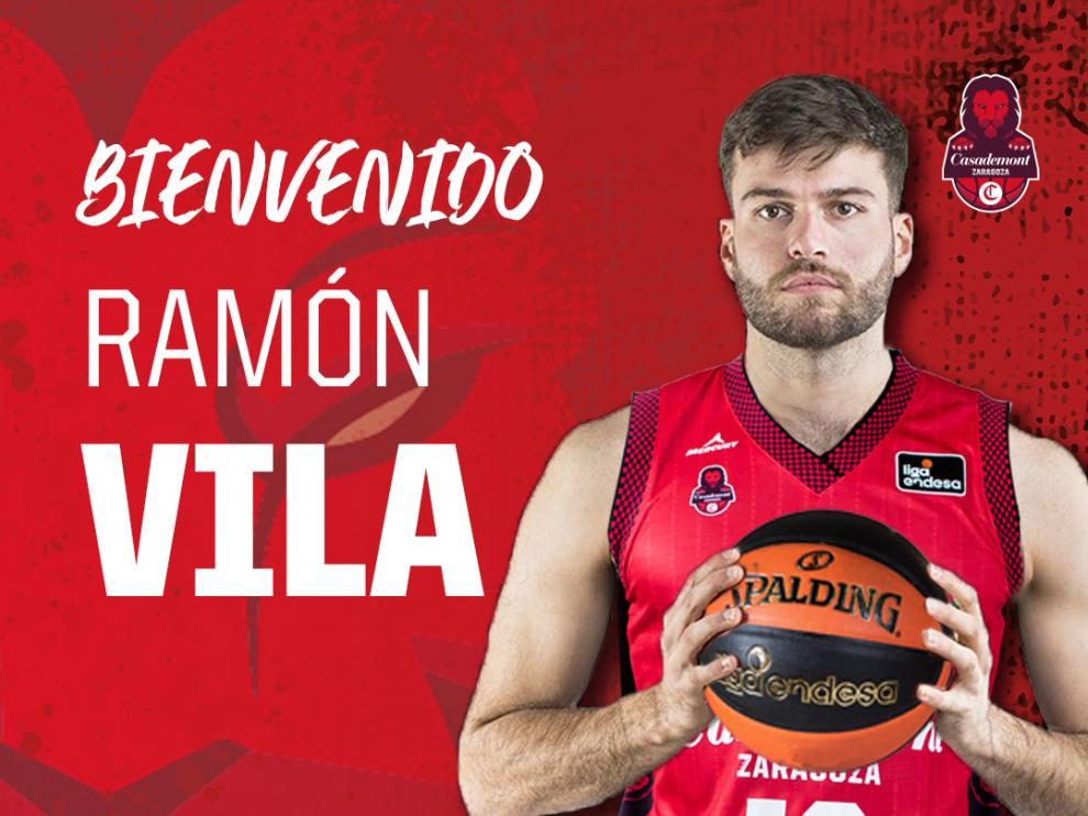 Ramón Vila, nuevo fichaje del Casademont.