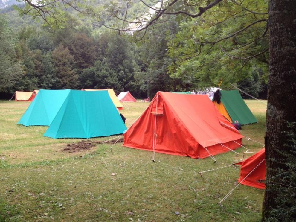 Campamentos de verano en Plan.