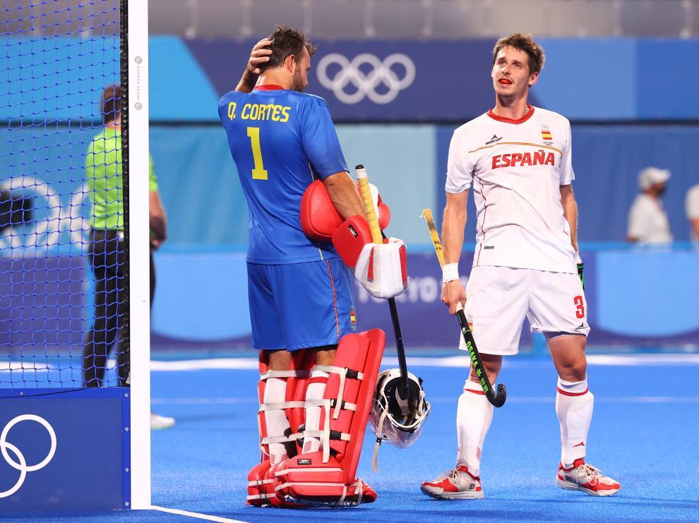 Hockey - Men's Pool A - Spain v New Zealand