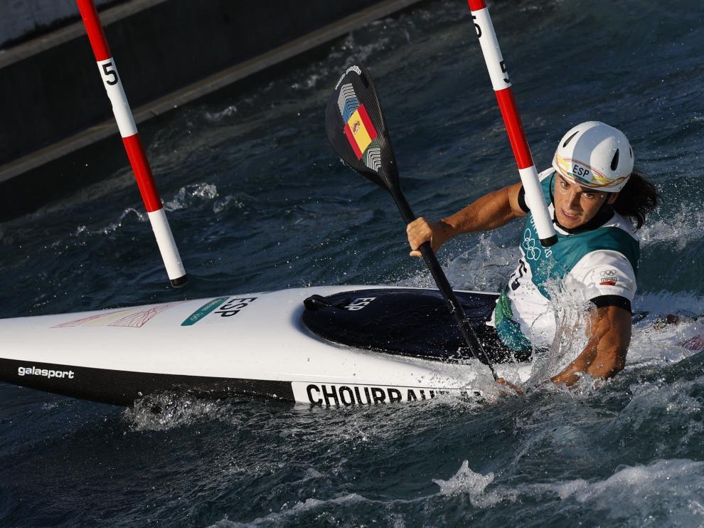 Juegos Olímpicos 2020 - Piragüismo en eslalon