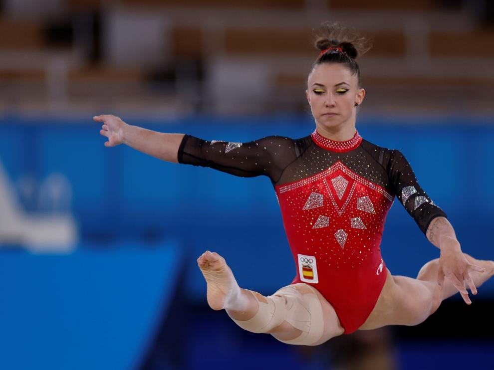 Juegos Olímpicos 2020 - Suelo