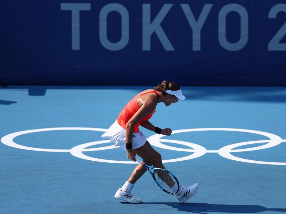 Tennis - Women's Singles - Round 1