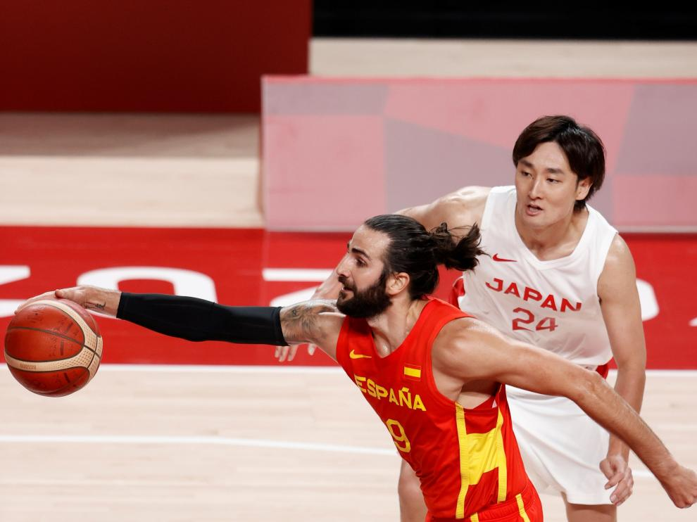 Olímpicos 2020 - Baloncesto: España vs Japón