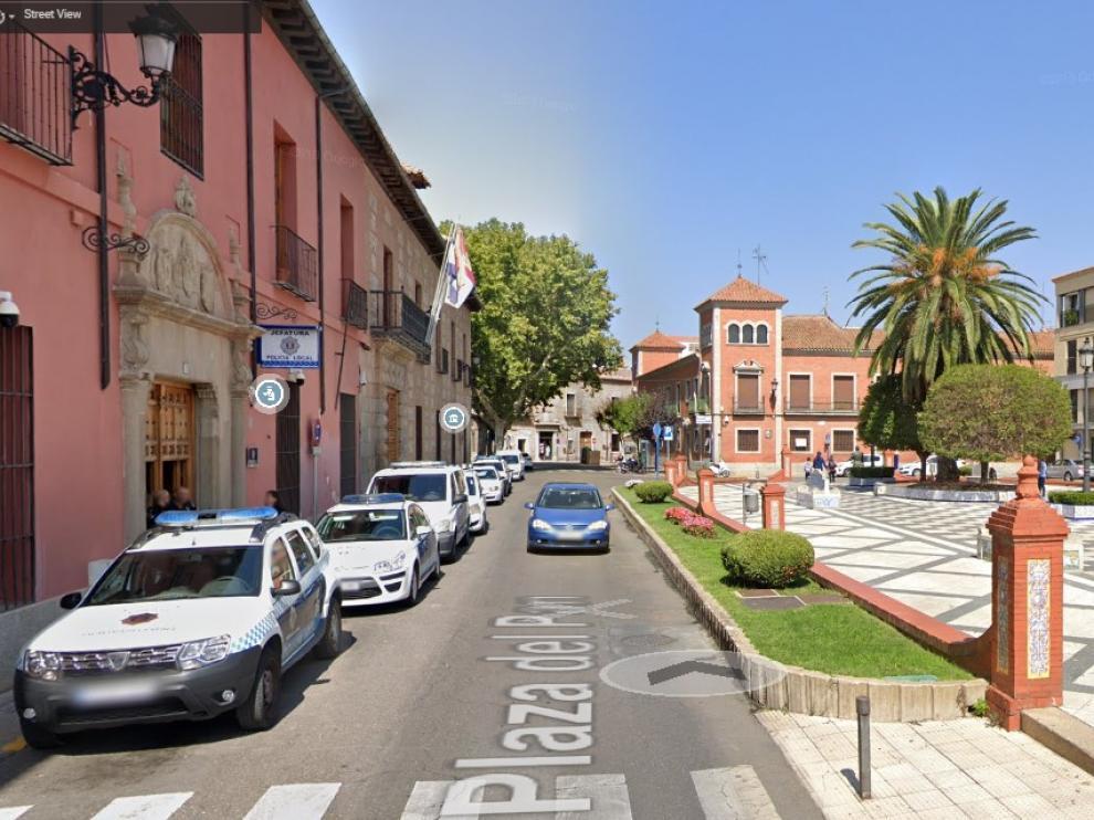 Imagen del municipio toledano de Talavera de la Reina.
