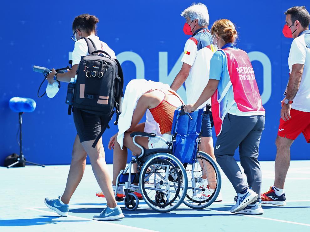 Tennis - Women's Singles - Quarterfinal